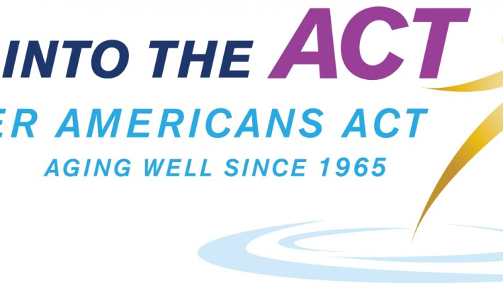 Happy Anniversary to the Older Americans Act!!